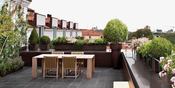 Uređenje balkona | Veliki balkon