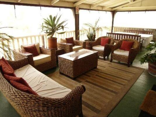 Uređenja balkona, otvoreni, drvo