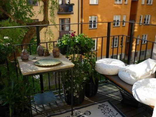 Ureenja-balkona